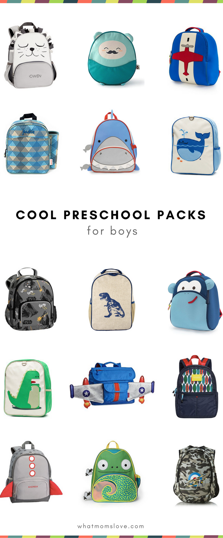 Best small backpacks for preschool and toddler boys   Preschool gear for  little kids - all the products you need getting ready for the first day of  school ... 4b69d36480
