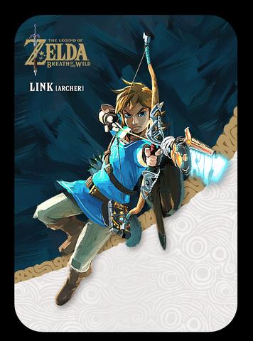 Zelda Amiibo Cards Full Set Of 22 Amiibo Legend Of Zelda Breath Of The Wild