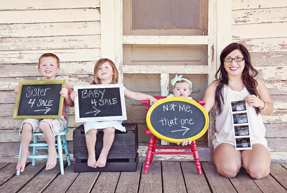 60 Creative Ways to WOW Your Pregnancy Announcement – Cute Baby Announcement