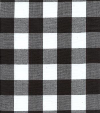 60 Gingham Fabric Black 1 Gingham Fabric Check Fabric Fabric