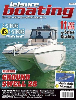 Leisure Boating – May 2016