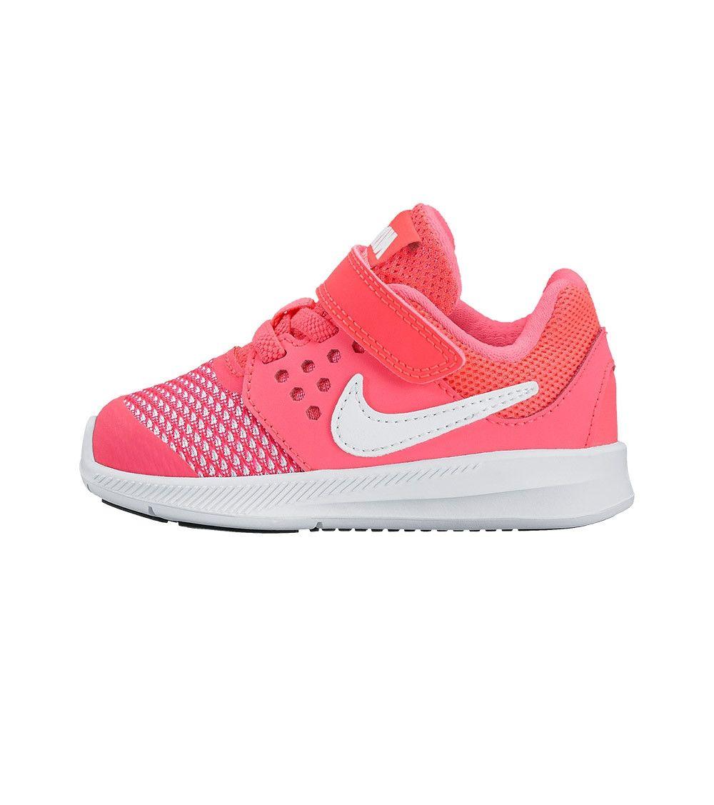 c4c40b34d3fd Nike Downshifter 7 TDV Toddler Racer Pink White
