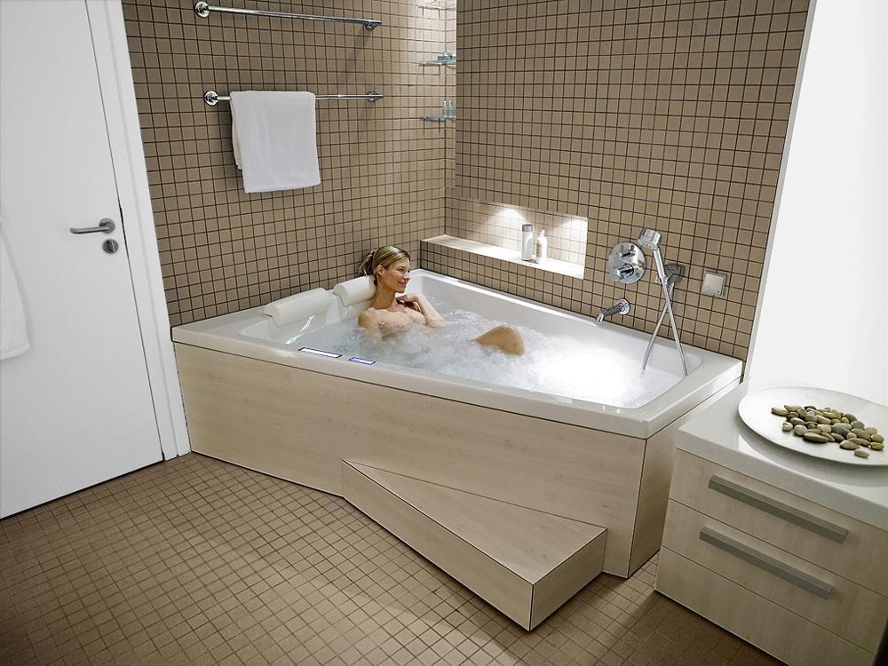 Duravit Badezimmer ~ Bad duravit paiova kleine opstap inspiratie bad vorm pinterest