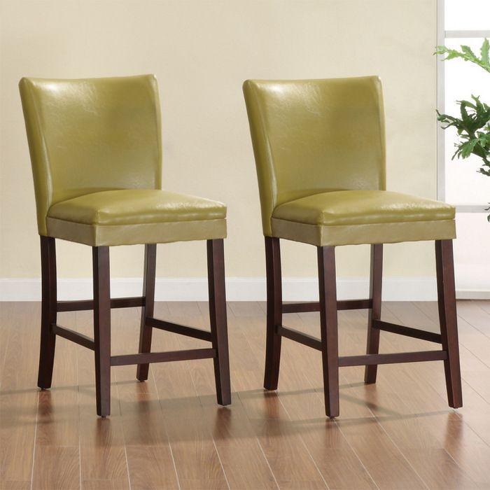 Home Creek Avocado Counter Height Chairsu2014Buy Now!