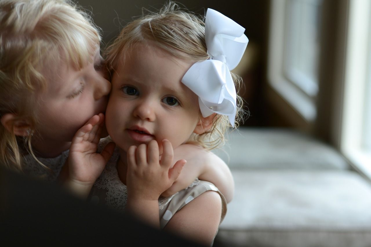 Sisters, little girls, photography/ photo shoot/ pictures.