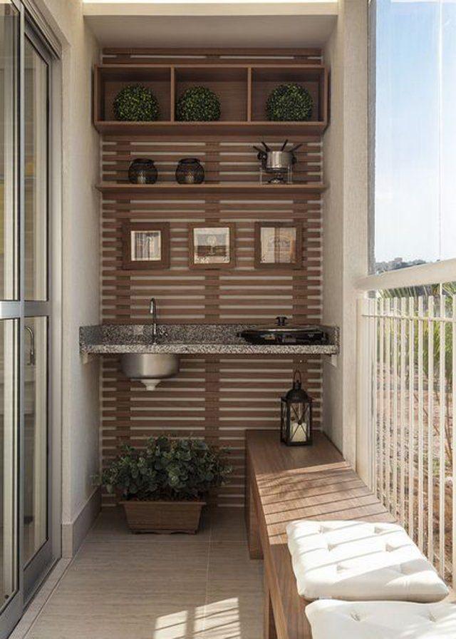 Terrasse En Longueur Nos Idees D Amenagement Decoration Balcon