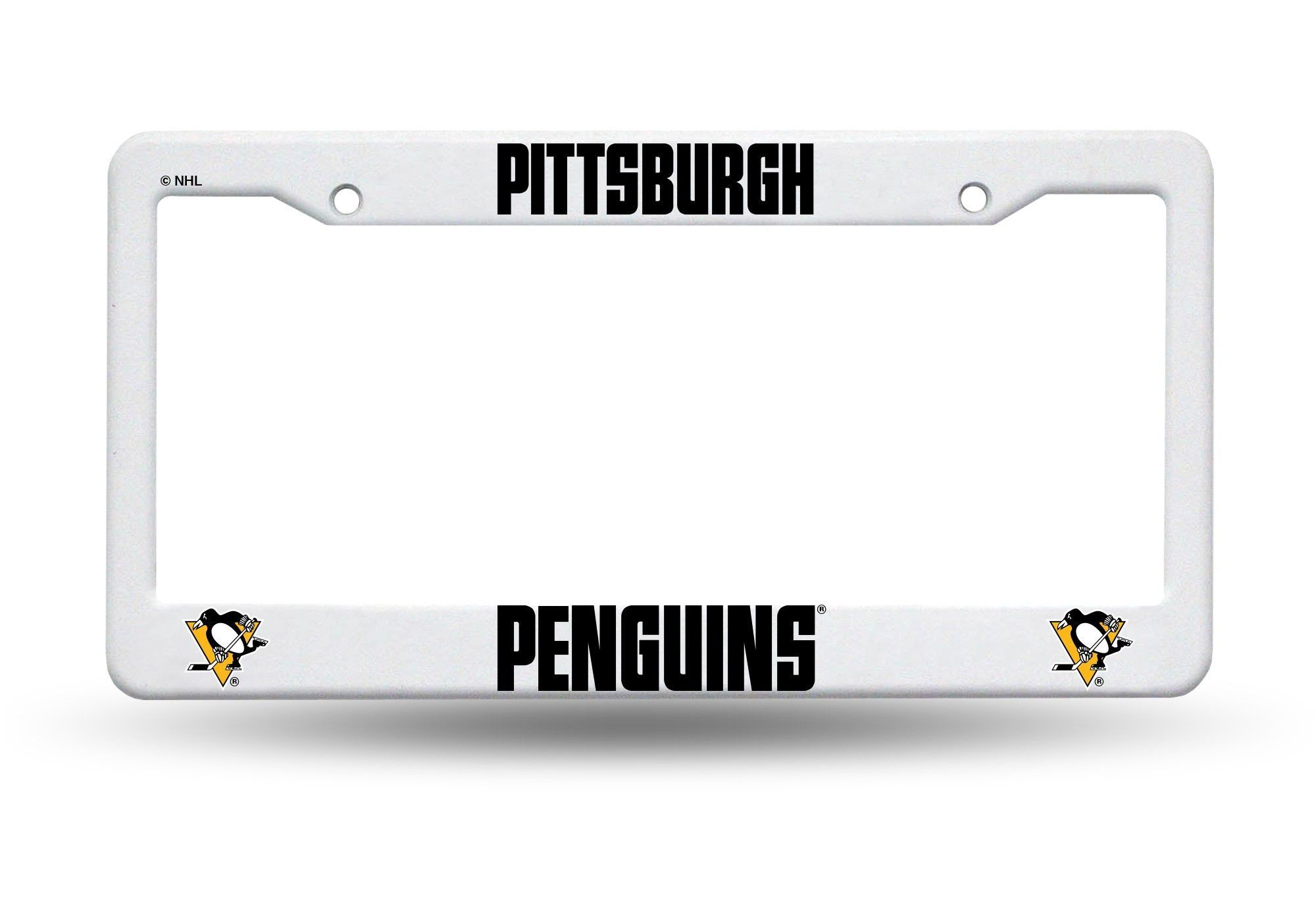 Outstanding Pittsburgh Penguins License Plate Frame Picture ...
