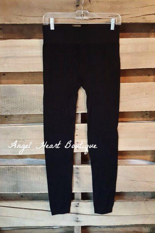 The Perfect High Waist Leggings - Black - 2N1 Apparel - LEGGINGS - Angel Heart Boutique