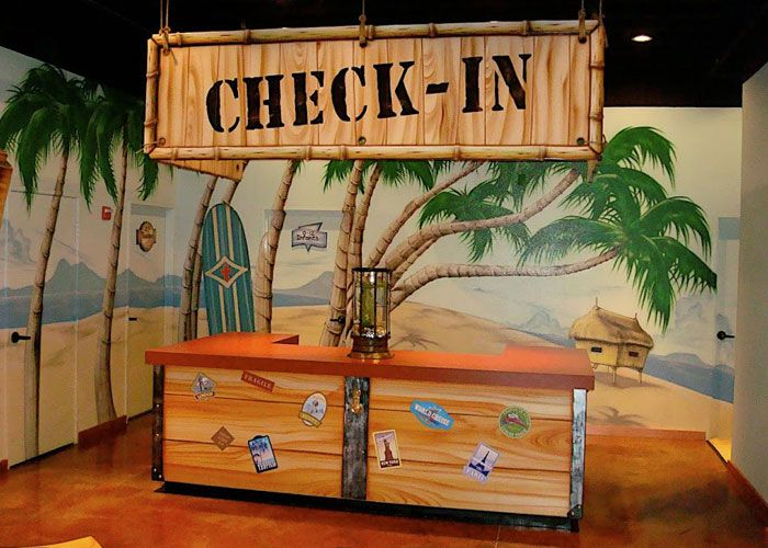 Kids Ministry Check-In Station Designs - Worship Facilities Magazine : Check-ins : Pinterest