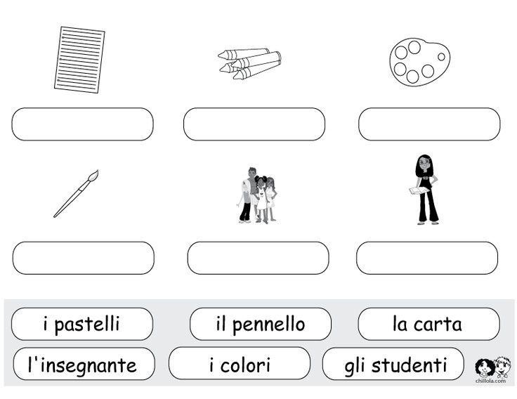 math worksheet 1000 images about italian worksheets for. Black Bedroom Furniture Sets. Home Design Ideas