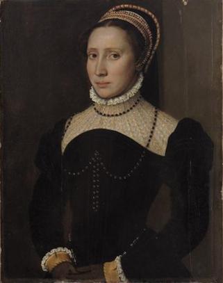 A Woman, ca. 1540-1550 (Unknown Dutch Master) Kunsthistorisches Museum, Wien    GG_5626
