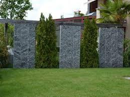 bildergebnis f r sichtschutz garten granit karlsbrunn pinterest. Black Bedroom Furniture Sets. Home Design Ideas