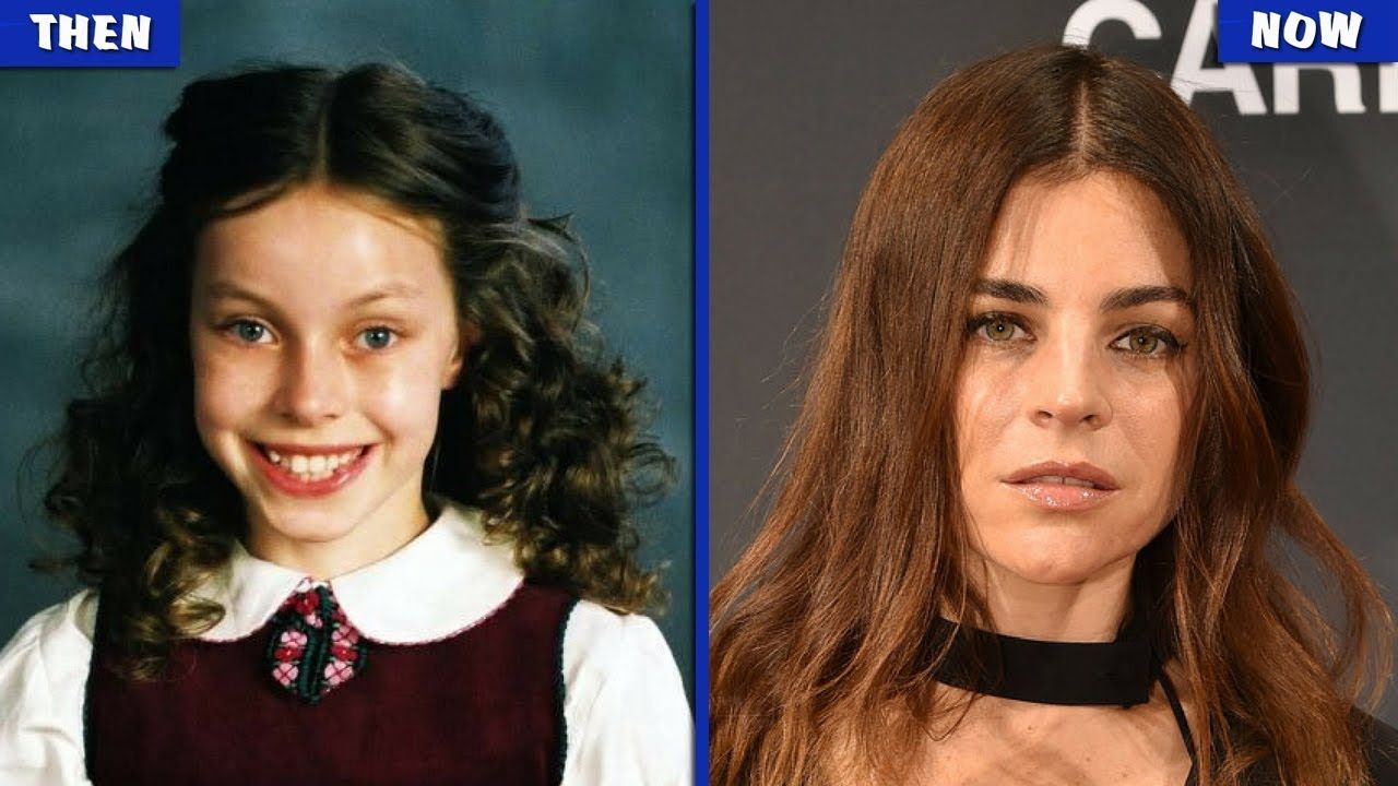 Child Actress of the 2000s Then and Now | Actors and