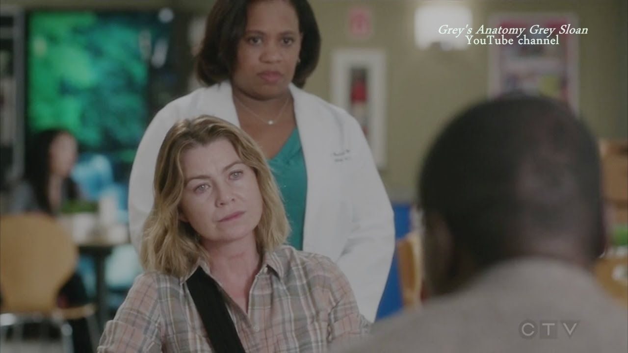 "Grey\'s Anatomy 12x09 Meredith Meets Her Attacker Again ""The Sound Of ..."