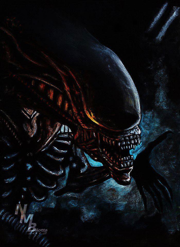Alien Fan Art Alien