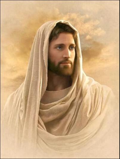 5D Diamond Painting Jesus and the Lamb Kit