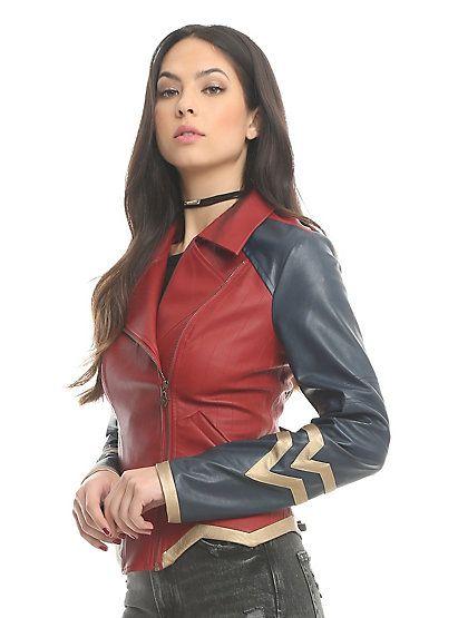 ce630746da31 Her Universe DC Comics Wonder Woman Armor Faux Leather JacketHer Universe  DC Comics Wonder Woman Armor Faux Leather Jacket, - Visit to grab an  amazing super ...