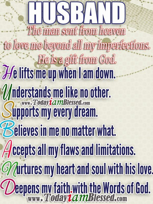 This So Describes My Wonderful Husband He Is A True Man Of God
