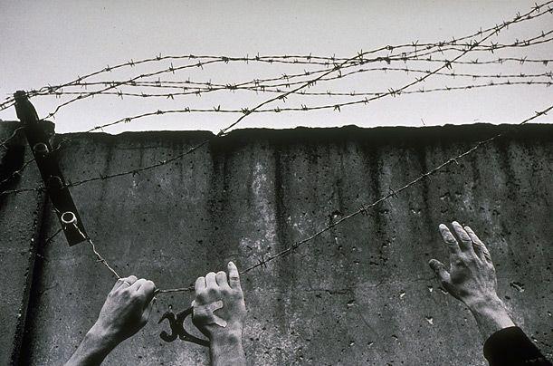 Berlin wall essay