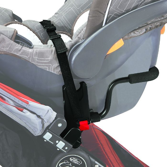Carseat Adaptor Works With Several Brands Including Evenflo