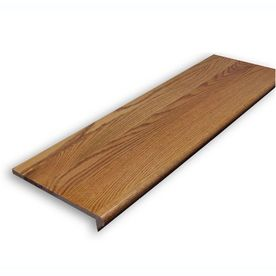 Best Stairtek 36 In X 11 1 2 In Prefinished Gunstock Red Oak 400 x 300
