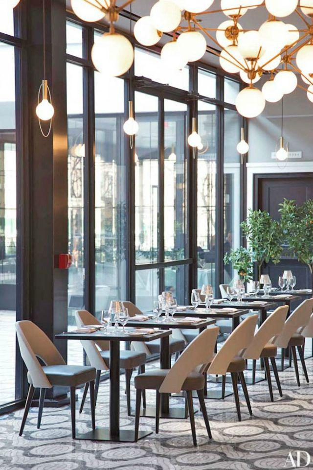 La Sirena | Restaurant Interior Design Ideas. Restaurant Lighting Ideas. Restaurant Dining Chairs. #restaurantinterior #restaurantinteriors www.brabbucontract.com