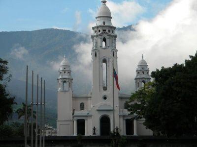 Panteón Nacional. Allí reposan los restos de Simón Bolívar, El Libertador.