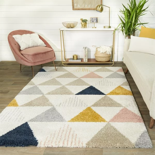 Kindred Abode Tanta Alexandria Rugs Rugs Direct Living Room Carpet Rugs On Carpet Pink Bedroom For Girls