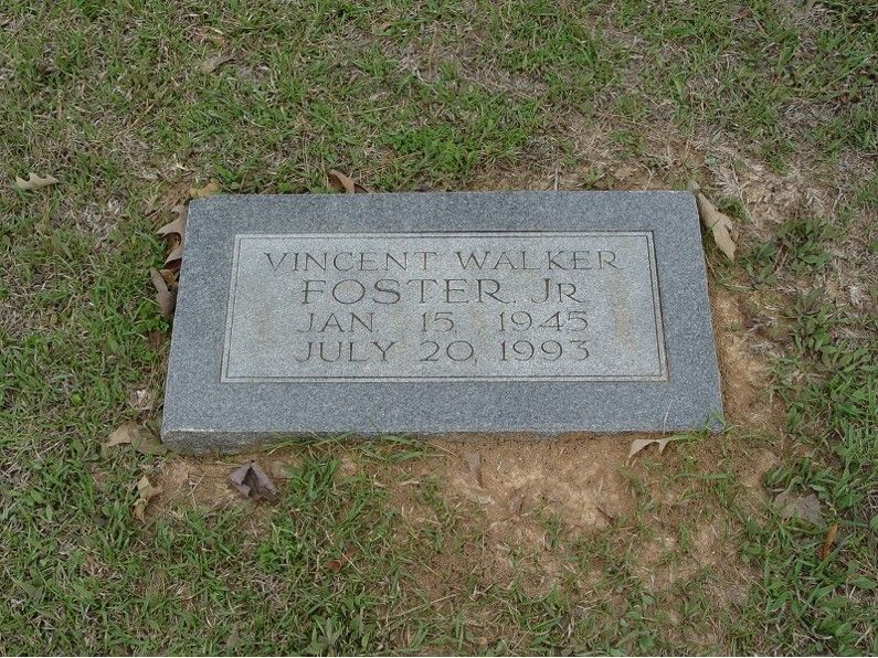 Vince Foster (1945 - 1993) Chief White House Counsel under President Clinton, died under suspicious circumstances. Found in his car outside Washington D.C. in a park. Died of an apparent self-inflicted gunshot wound to the head.