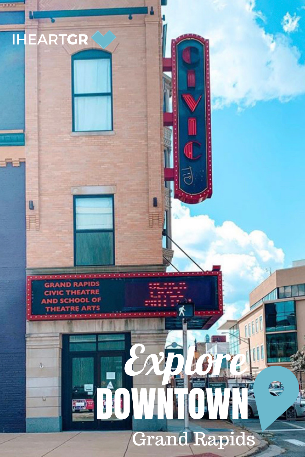 Explore Things To Do Downtown Grand Rapids In 2020 Grand Rapids Downtown The Neighbourhood