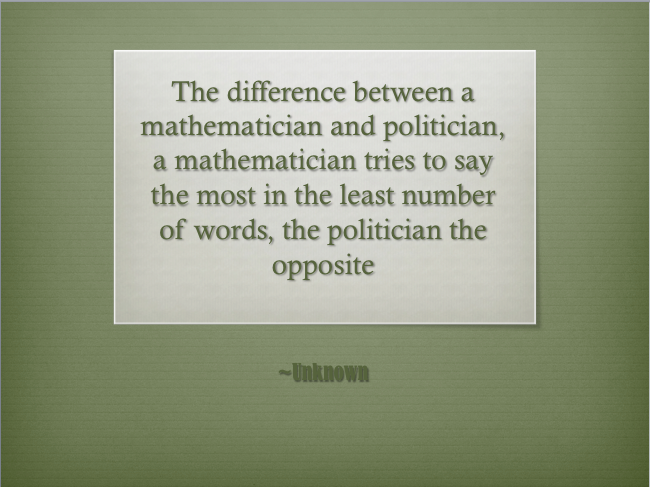 Math quotes - some are very beautiful. | Math | Pinterest | Math ...