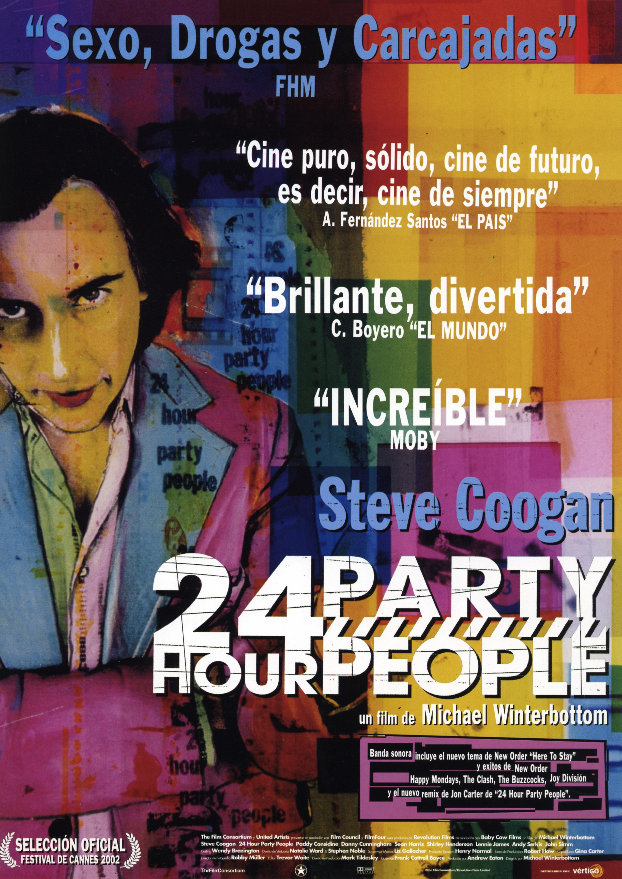 24 Hours Party People (2002) (Michael Winterbottom) A
