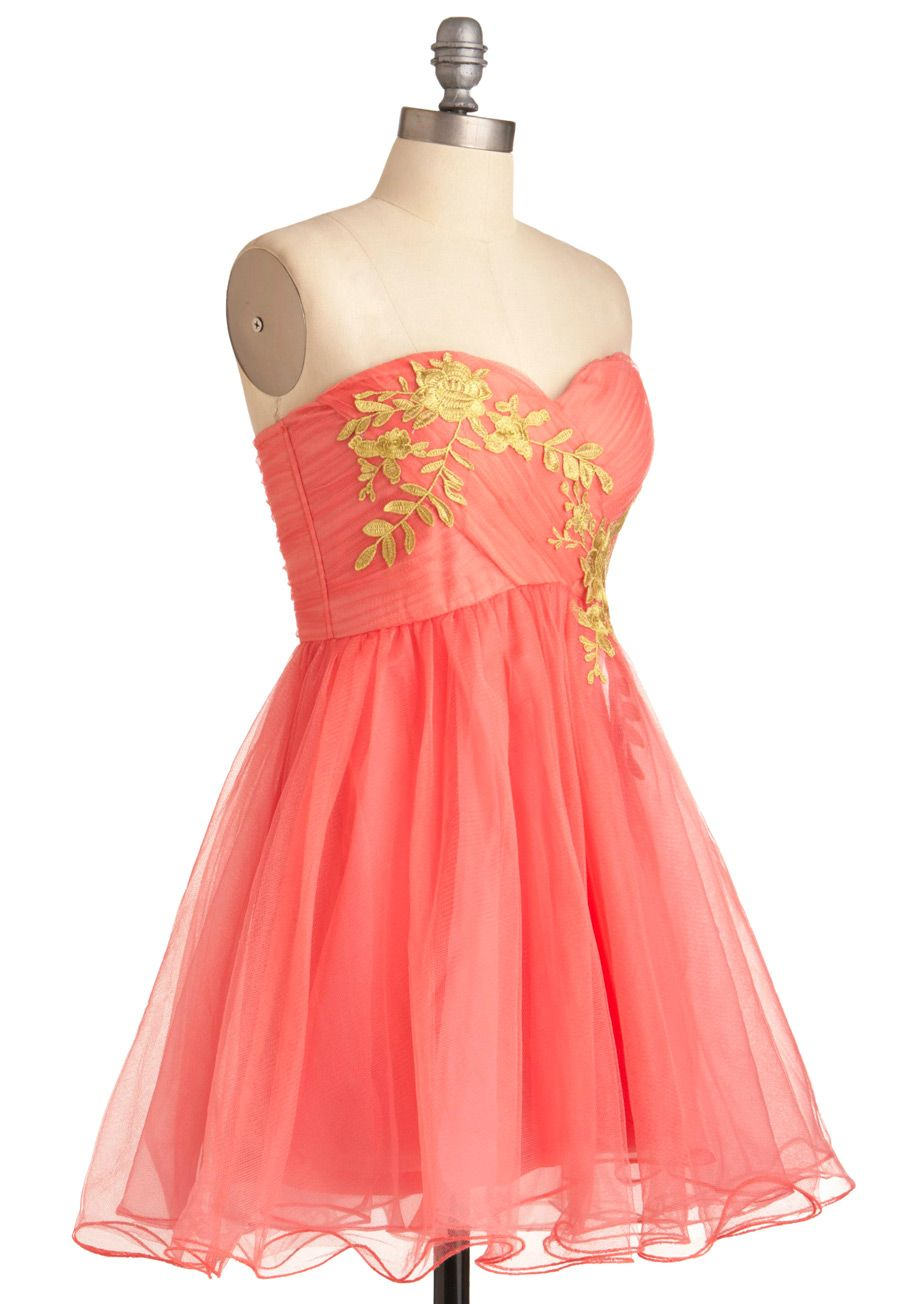 Palava sartorial storyline aline dress in garden vintage dresses