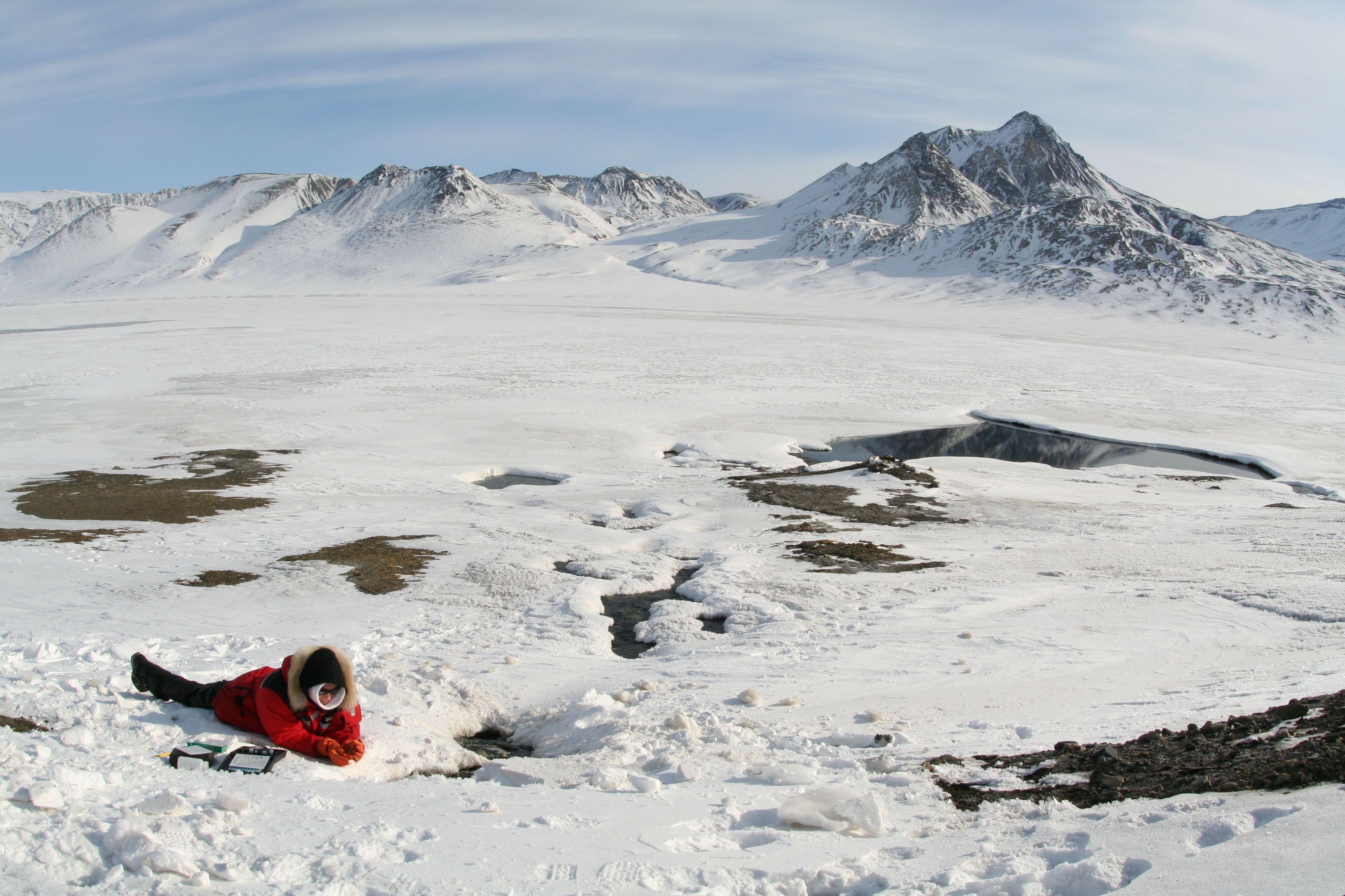 Ellesmere Island Research Mcgill University Vostok Parka