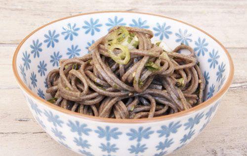 Cold Soba Noodle Salad. #goopmake