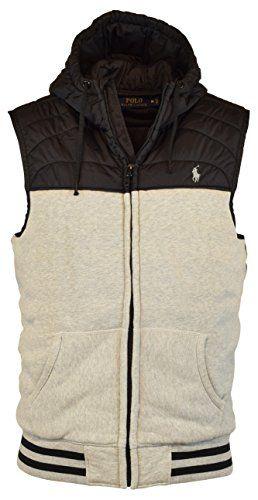 POLO RALPH LAUREN Polo Ralph Lauren Men S Quilted Fleece Vest With Hood  Jacket.  poloralphlauren  cloth   ca89224b85e2