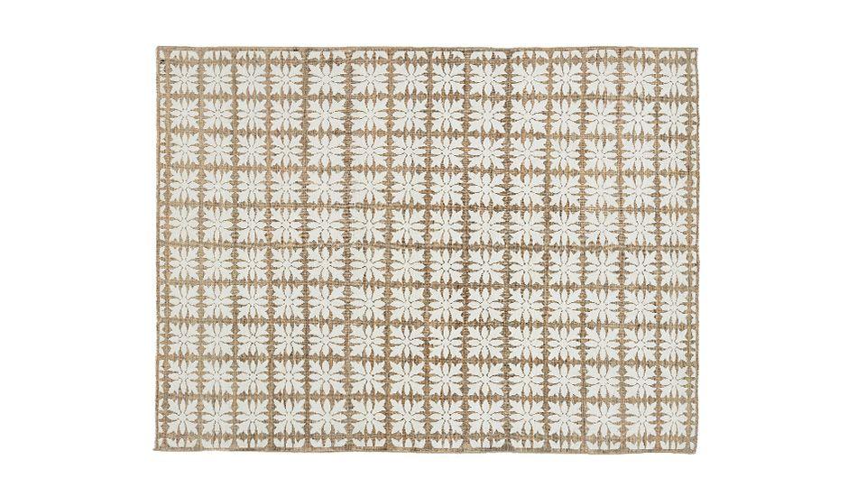 MONOQI | 140x193 Modern Teppich