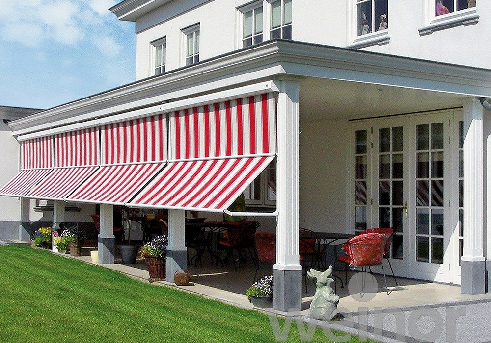 Balconies Loggias And Windows Outdoor Awnings House Exterior Window Awnings