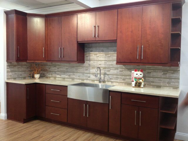 Count Them Reasons Why You Should Buy Oak Kitchen Cabinets Doors Kitchen Design Interior Design Kitchen Kitchen Design Small