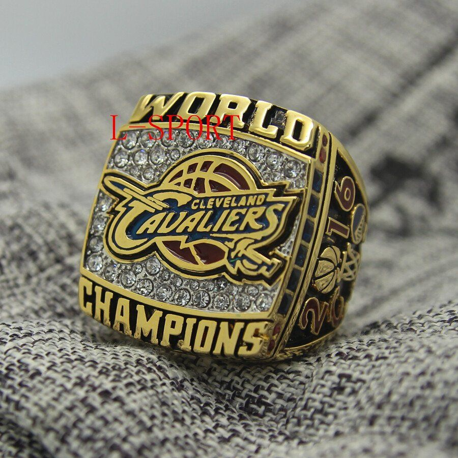 4fdb3e339e0 2016 the Cleveland cavaliers basketball championship ring copper material  size 8 to 14 VIP James