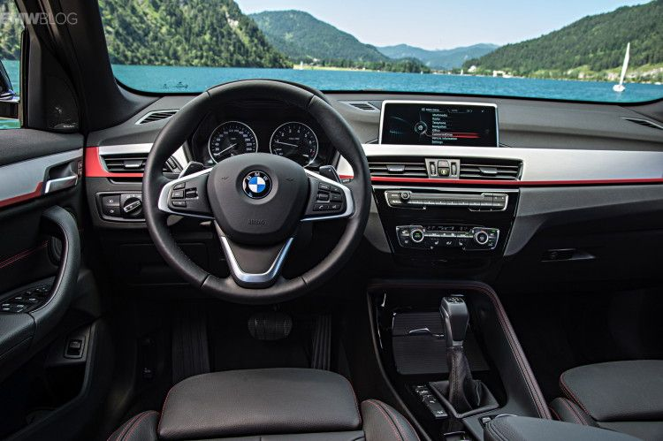 2016 Bmw X1 First Drive Coches