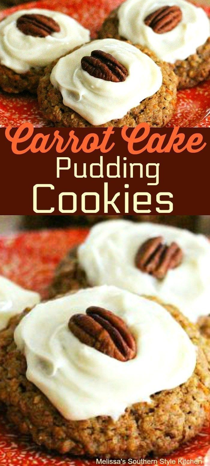 Cake Pudding Cookies