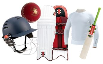 Protective gears for cricket