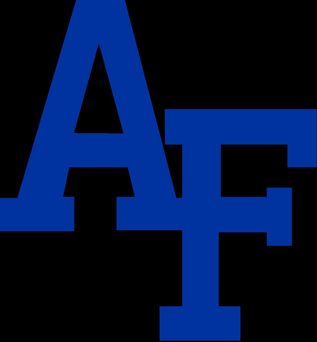 Air Force Falcons Football Wikipedia Falcons Football Air Force Falcon Logo