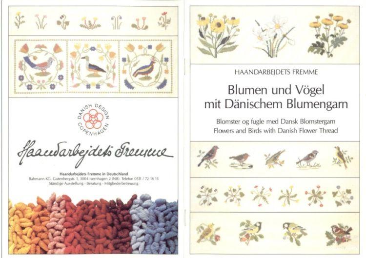 Gallery.ru / Фото #7 - Book Flowers and Birds - kalista24