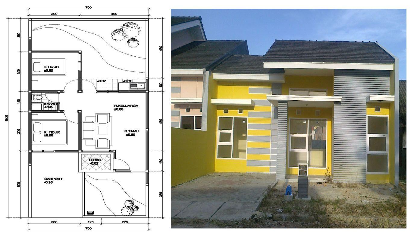 Desain Interior Rumah Minimalis Type 36 2016 Cek Bahan Bangunan