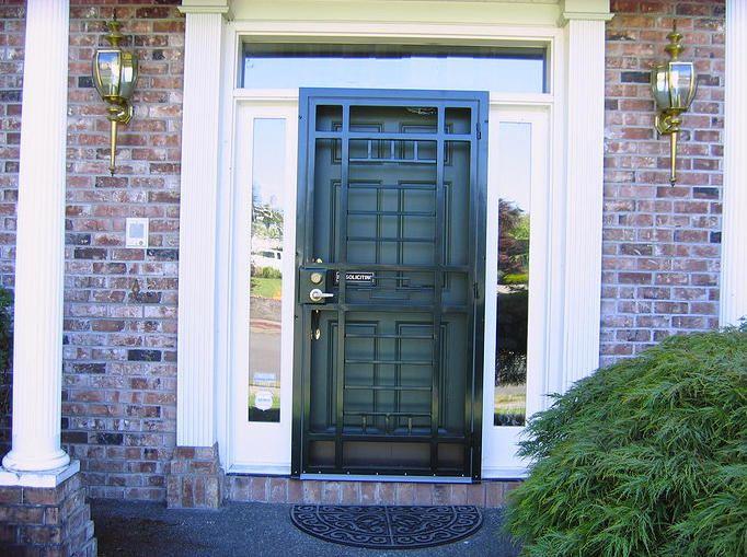 Mascotte Home Security Doors Gallery