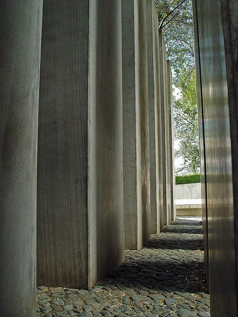 Jewish Museum Berlin Scene Architecture Jewish Museum Berlin Jewish Museum Modern Landscape Design