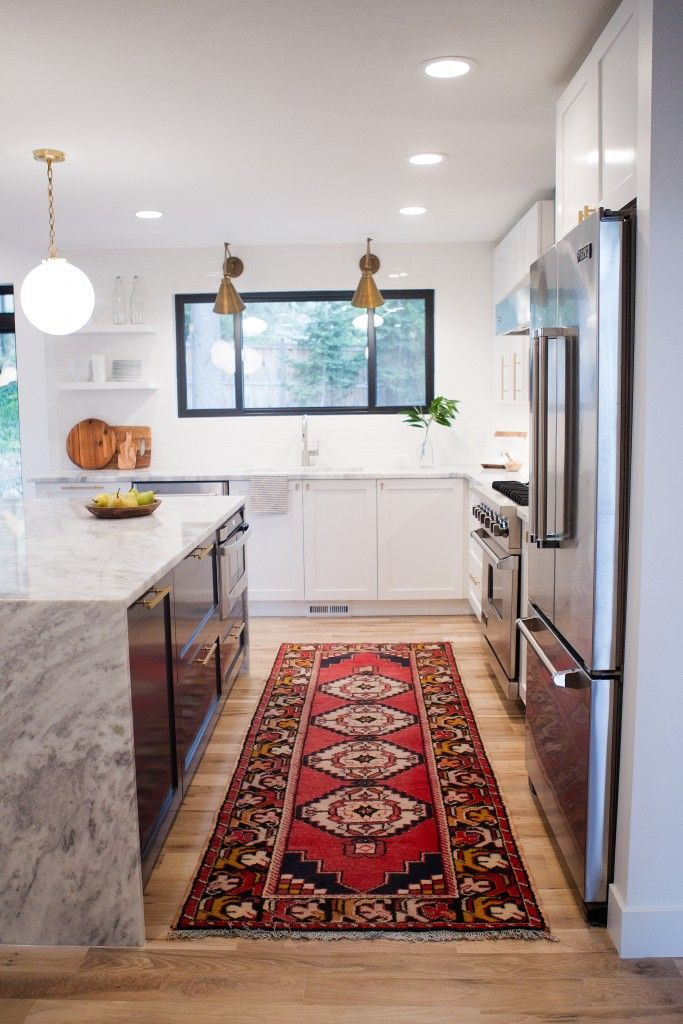 custom kitchen rugs appliance deals staggreno reveal withheart ideas pinterest