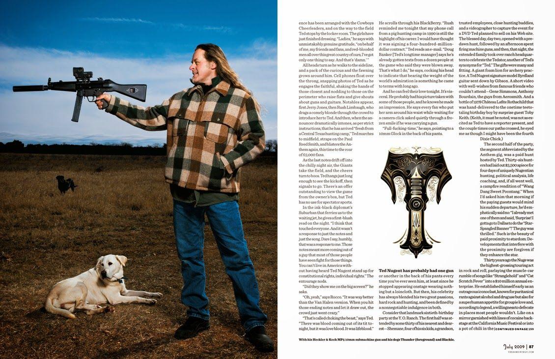 Texas Monthly, por Caleb Bennett